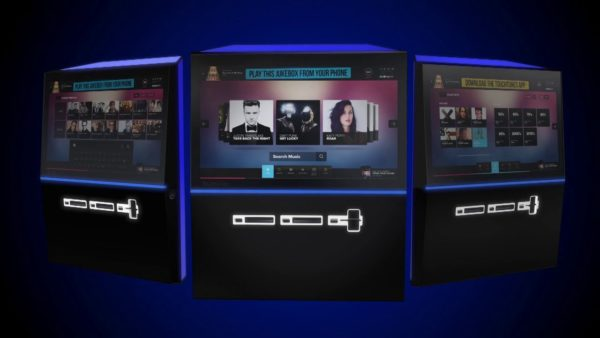 Touchtunes Playdium – Digital Jukeboxes