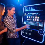 Digital Jukeboxes Touchtunes Virtuo