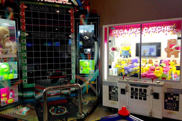 Saddleback Lanes – Entertainment Center