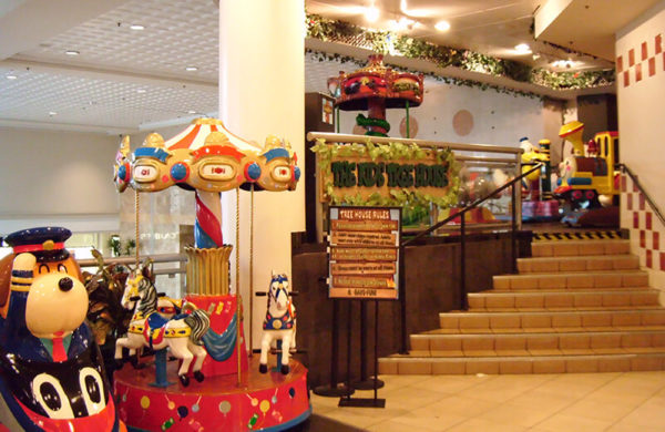 Westside Pavilion Mall – Kids Play Zone