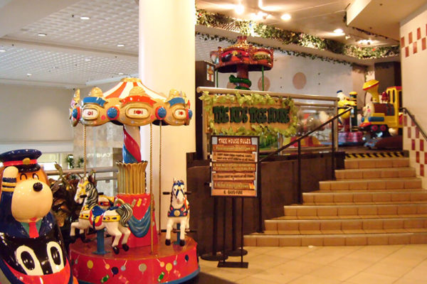 Kids Zone Fun Zone Malls