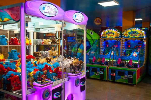 Elaut Claw Games