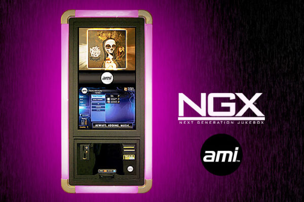 AMI's NGX Digital Jukeboxes