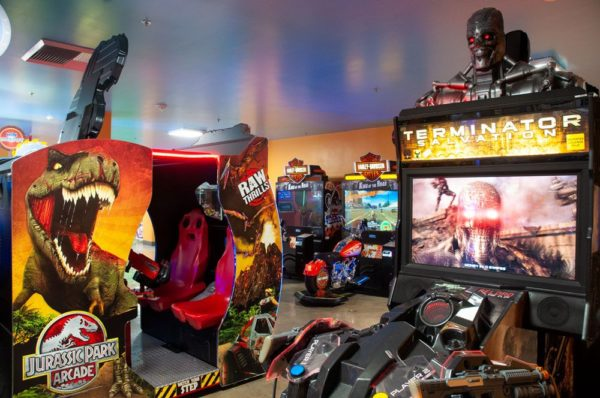 Terminator Salvation & Jurassic Park Video Games