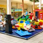 Mall Kiddie Ride Platform