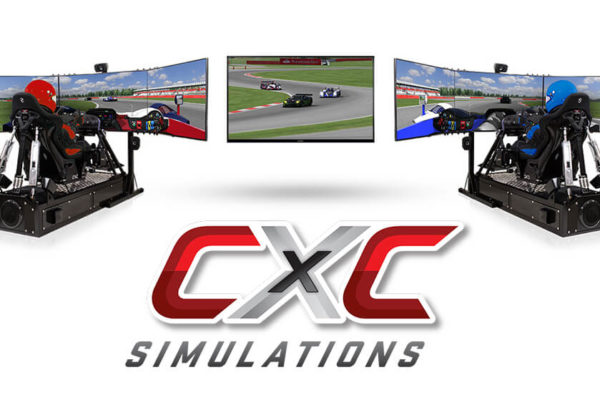 CXC Simulations Virtual Reality Driving Game