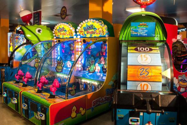 Knott's Entertainment Center – Redemption Games