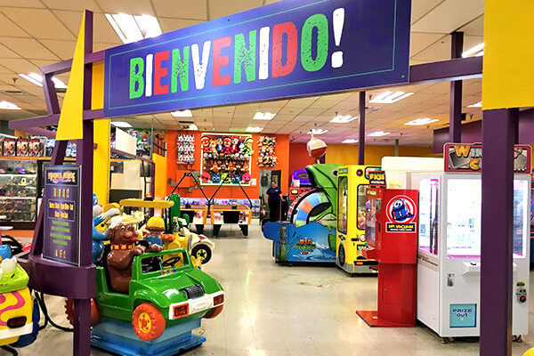 Plaza Mexico – Entertainment Center
