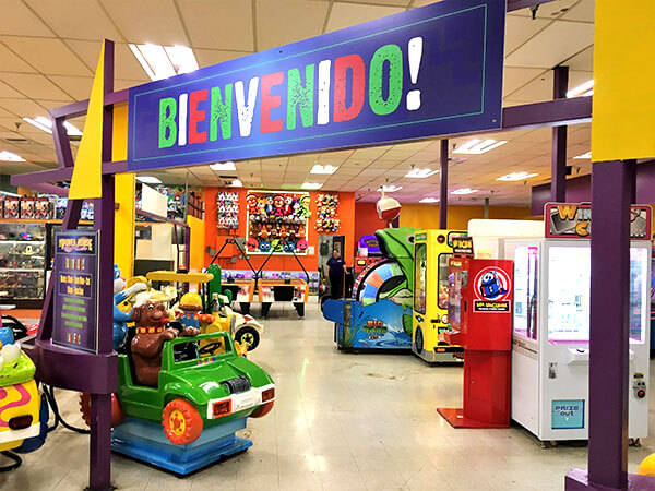 Plaza Mexico Entertainment Centers