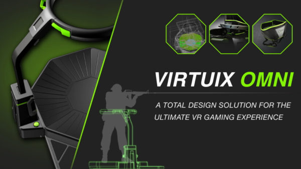 Virtuex Omni Game Virtual Reality VR