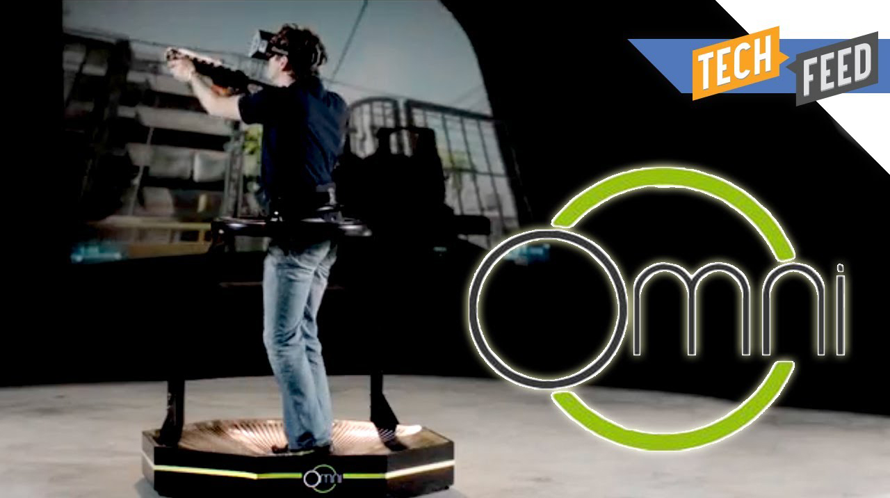 Omni Virtual Reality Game Pod