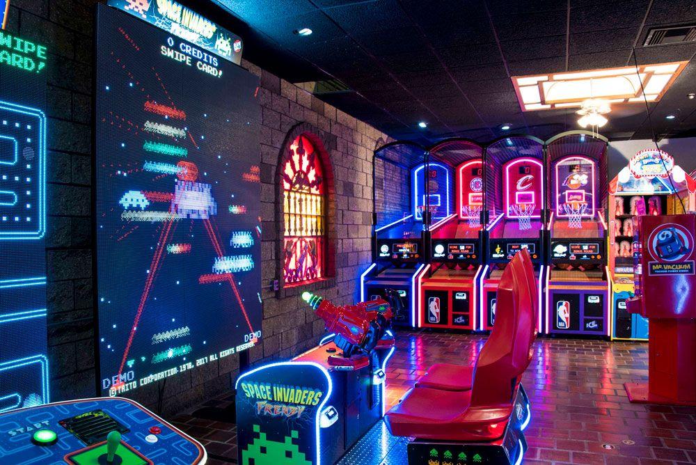 Castle Park Arcade Games